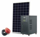 Portable 1kw/2kw/3kw/5kw fora do sistema de gerador Home solar da iluminação da grade