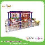 子供の冒険の演劇装置の子供のための屋内テーマパーク高いロープのコース
