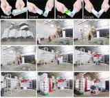 Будочка выставки ткани DIY многоразовая разносторонняя &Portable модульная алюминиевая