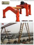 HF-2000 Cemento Hormigón Tornillo de laminación de tubos que hace la máquina