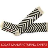 Baumwolle 100% der Frau Coloful Gefäß-Socke (UBM1050)