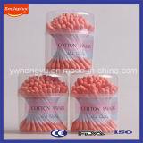 100 PCSオレンジカラー綿は製造業者を発芽させる