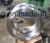 鍛造材ASTM A105鋼鉄斜めモーターギヤ