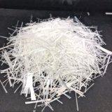 6mm de fibra de vidrio de vidrio e hilo picado