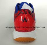 Badminton Zapatos para hombres y mujeres, cancha de tenis zapatillas Calzado (043)