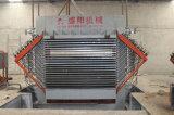 Dessiccateur chaud de presse de machine de séchage de placage de faisceau de 4*8 pi pour l'usine de contre-plaqué à Linyi Shandong Chine