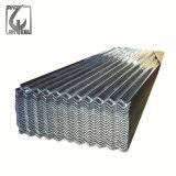 電流を通された鋼鉄波形の屋根ふきシート