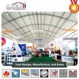 40m x 100m freies Überspannungs-Zelt/Hangar-Zelt mit 5m der seitlichen Höhe für Messe in Indien