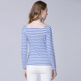 Novo design de fábrica T-shirt de mangas longas