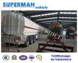 販売のための4つのコンパートメント燃料のタンカー/オイルの交通機関のセミトレーラー