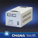 단일 위상 자동 귀환 제어 장치 모터 AC 안정제 SVC 5000va 수직 유형