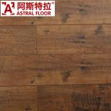 CE ISO9001 Superfície de seda grossista / (AD1109) Pavimento laminado