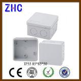 50*50 Waterproof a caixa de junção elétrica pequena ao ar livre do cabo da caixa de junção IP65