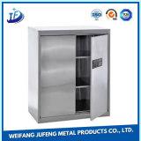 Aluminio/OEM de estampado de lámina metálica de acero inoxidable para mobiliario de oficina
