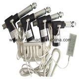 12V, 24V DC, o motor do atuador linear de camisa para a cama escamoteável elétrica, cadeira, Cortina, Porta