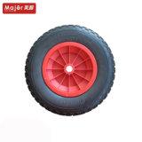 400-8 정원 손수레 압축 공기를 넣은 팽창식 고무 바퀴