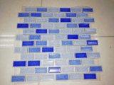 Ice трещины в глазури смешать Mosaic цветной мрамор высокого качества изделий из камня Moasaic плитки на пол и стены Мозаичное оформление (A028)