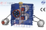 정밀한 분쇄를 가진 바위 쇄석기 페이지 시리즈 롤 쇄석기