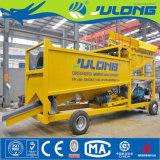 Julong Professional ultramarinos de exportação de equipamentos de mineração de ouro móvel