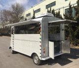 Les chariots mobiles de l'alimentation électrique pour la crème glacée/BBQ/snack