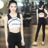 Alta calidad de las mujeres Quick-Drying Nylon ropa Fitness Sport trajes