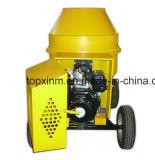 4 Ruedas portátil Diseño 500L Uso industrial Concrete Mixer