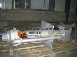 수직 잠수할 수 있는 하수 오물 펌프 (SP)
