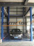 Pfosten-Auto-Aufzug des Fahrzeug-hydraulischer Höhenruder-4