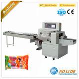 Downpaper que envolve a máquina do bloco do alimento de Holizontal do descanso de Ald-350X
