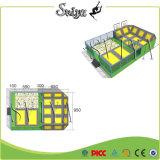 2016 Parc Aventure de promotion commerciale la plus récente entreprise de vente du trampoline
