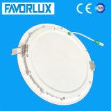 Высококачественный 15W Круглый потолочный светодиодный индикатор на панели