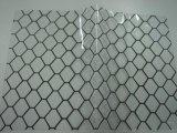 Rideau antistatique en réseau de PVC de nid d'abeilles de Cleanroom de DÉCHARGE ÉLECTROSTATIQUE