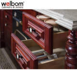 Welbom Popular de China antigua cocina de madera maciza