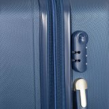 Gute Qualitäts-ABS-PC weitermachen Gepäck mit Luft-Rad