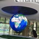 Tela de LED de círculo com parte superior de qualidade europeia P4