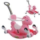 Quatro Rodas de PU Carro de movimento do bebé/ Rocking Horse sobre vendas