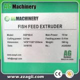 Fabricante China pequeña máquina de extrusión de alimentación de peces flotantes