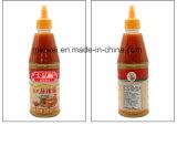 500 g de sauce thaïlandaise au chili sucré dans une bouteille d'animaux de compagnie