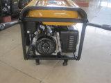 5kw/5kVA/5000watt sondern Zylinder-Benzin-Generator mit Griff u. Rädern aus