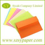 Papel de Woodfree del papel compensado del color