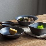 星明かりの艶出しの日本の寿司様式の食事用食器セット