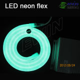 12V / 24V / 120V 240V SMD5050 RGB LED Neon avec LED Invisible