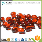O Astaxanthin Certificated ISO Softgel Softgel antioxidante protege o Eyesight