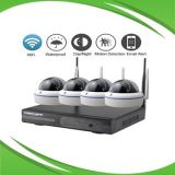 돔 WiFi 무선 NVR 장비, 960p CCTV 장비