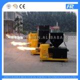 Bruciatore di bambù della biomassa della polvere per la vendita calda