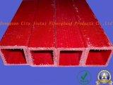 Теплоизоляция из стекловолокна (FRP) квадратной трубки