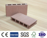 Decking di plastica di legno della composta di vario colore, pavimentazione di WPC