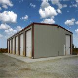 Stahlkonstruktion-Rahmen-Werkstatt-Bauvorhaben für Verkauf