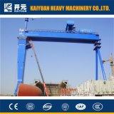 A construção naval guindaste de pórtico móvel com o SGS e ISO