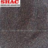 Oxyde d'aluminium de Brown de 30 mailles pour le soufflage d'abrasif et de sable